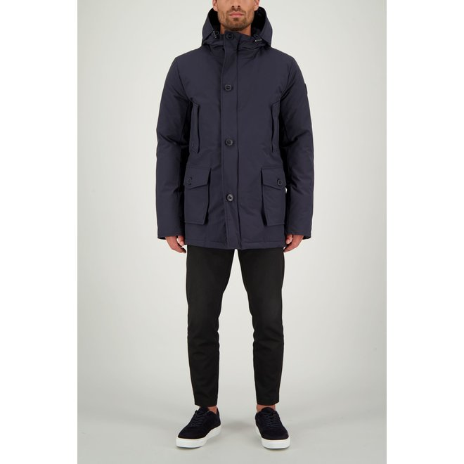 Airforce Classic Parka Ice Heren Dark Navy Blue