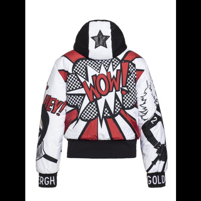 Goldbergh WOW Dames Jacket Print