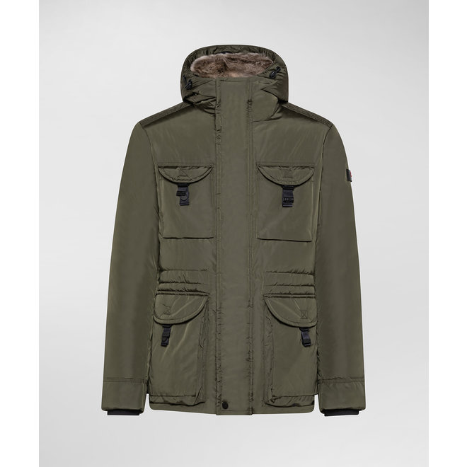 Peuterey Aiptek Nb Fur Men Jacket