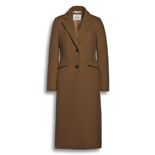 Beaumont Wool Blend Blazer Jacket Dames