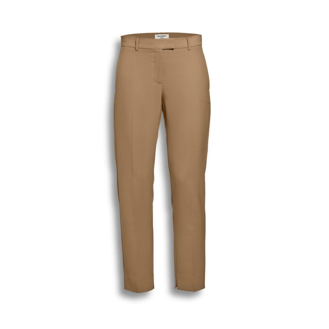 Beaumont Crepe Chino Camel