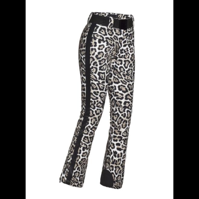 Goldbergh Roar Ski Pant Print Leopard