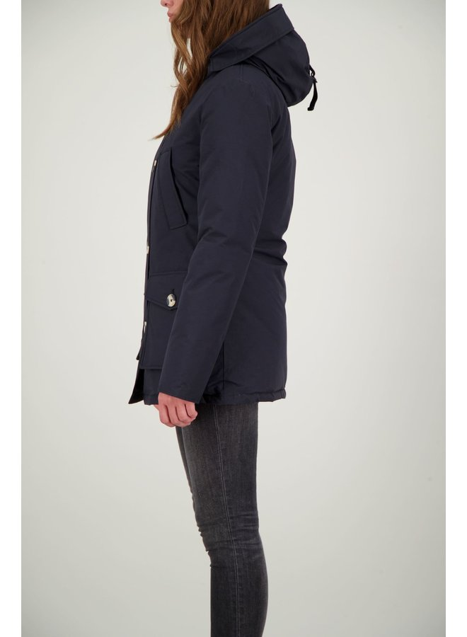 Airforce 4 Pocket Parka Dames