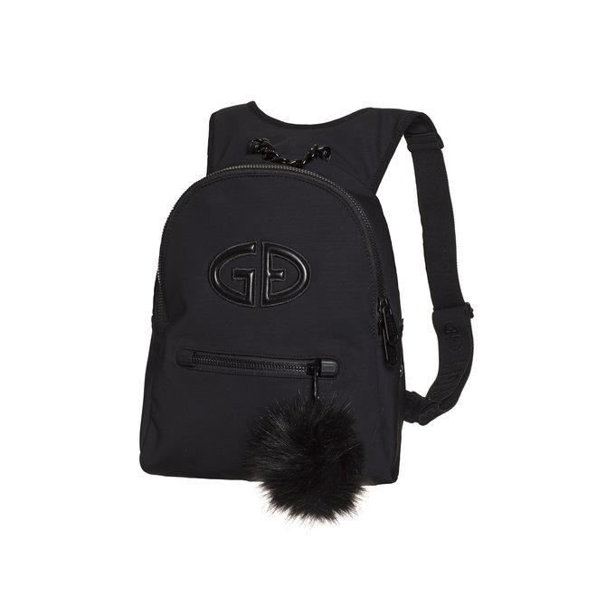 Goldbergh Blackpack Fur Black