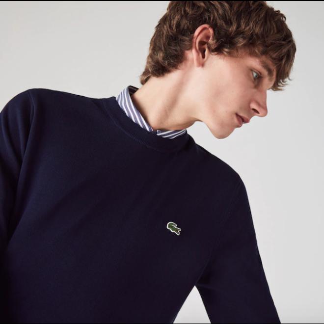 Lacoste Men Sweater Round Neck