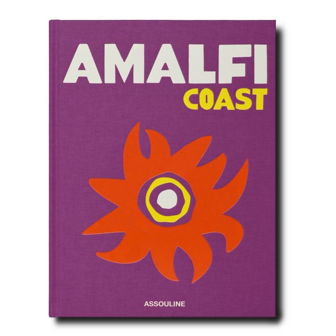 Amalfi Coast Book