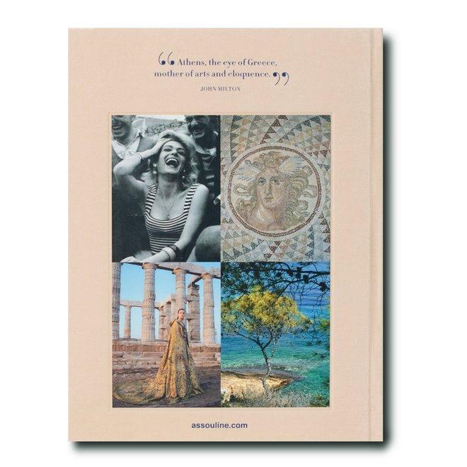 Athens Riviera Book