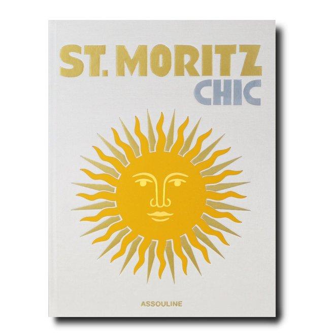 St. Moritz Chic Book
