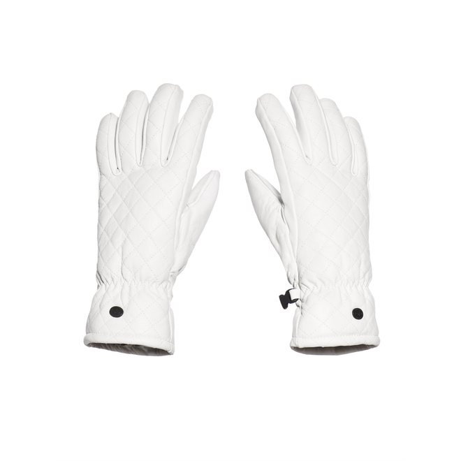 Goldbergh Nishi Dames Handschoenen White