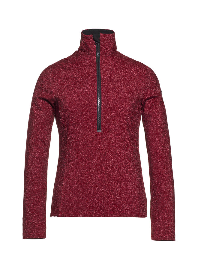 Goldbergh Sparkle Dames Pully RUBY RED