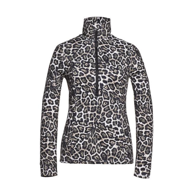 Goldbergh Lilja Dames Pully Print Leopard