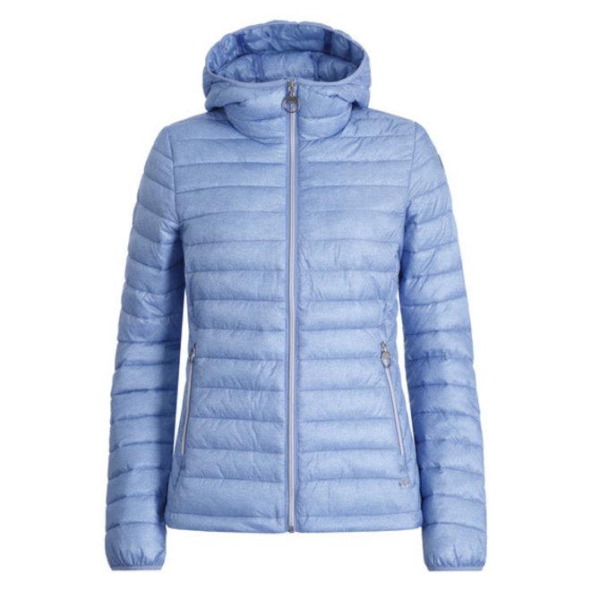 Luhta Eugmo Down Jacket Woman Light Blue