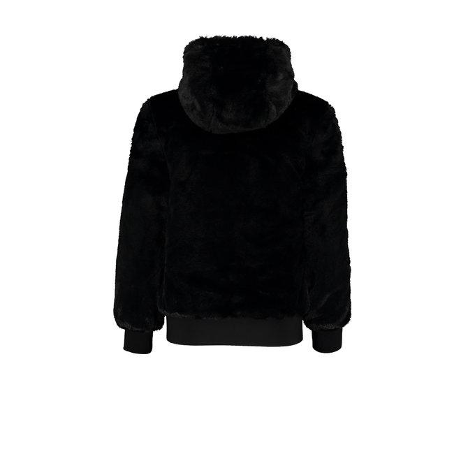 Super Rebel Girls Hooded Fur