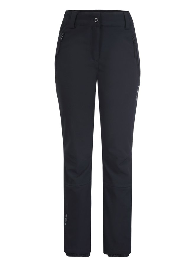 Ice Peak Lenexa Junior Softshell Ski Pants Black