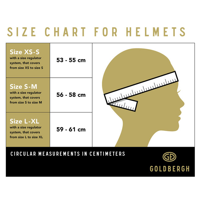 Goldbergh Glam Ski Helm