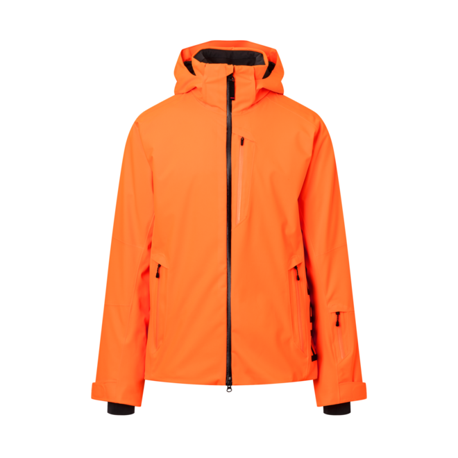 Fire + Ice Heren Ski Jas Eagle2-T Oranje