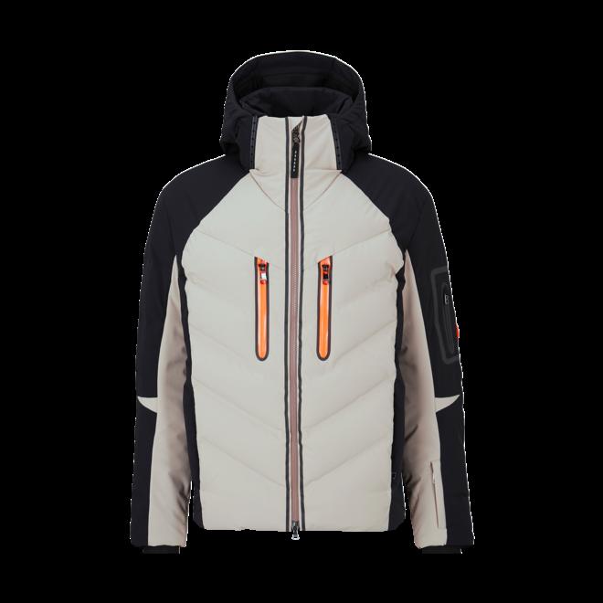 Bogner Felian-D Heren Ski Jas Zwart/Beige