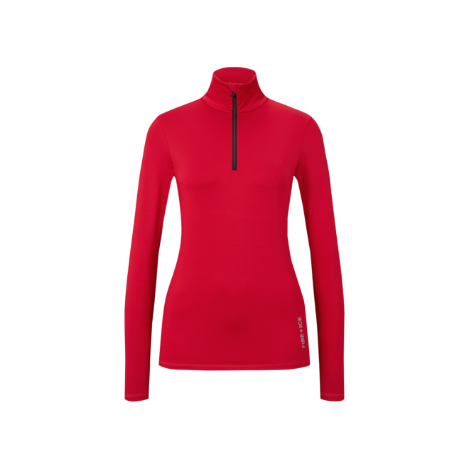 Fire + Ice Margo2 Dames Ski Pully Rood