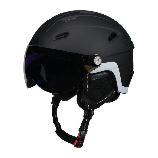 CMP Ski Helm met vizier Zwart