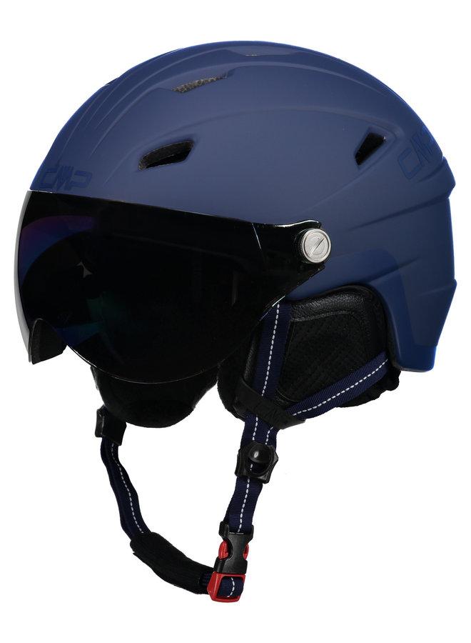 CMP Ski Helm met vizier Blauw