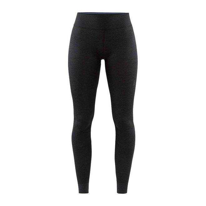 Craft Dry Fuseknit Comfort Pants Woman Black