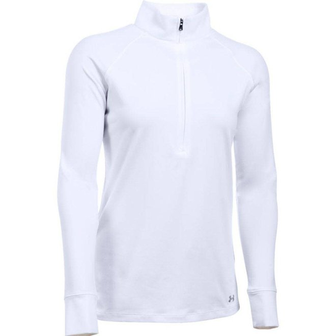 Under Armour Zinger Pully Dames White