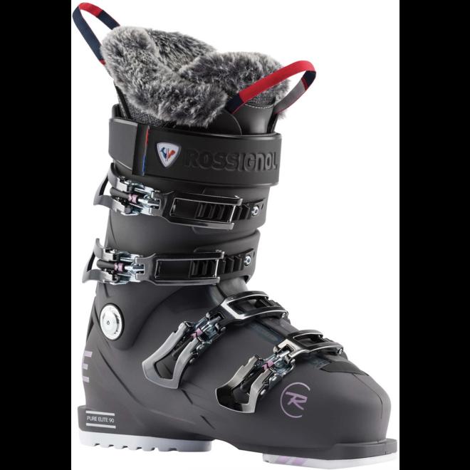 Rossignol Pure Elite 90 Skischoen Grijs 98MM