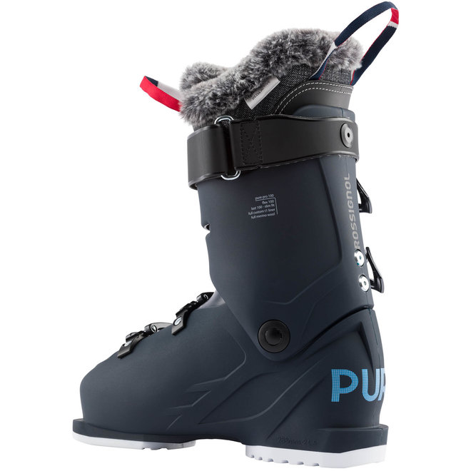 Rossignol Pure Pro 100 Skischoen Zwart 100MM