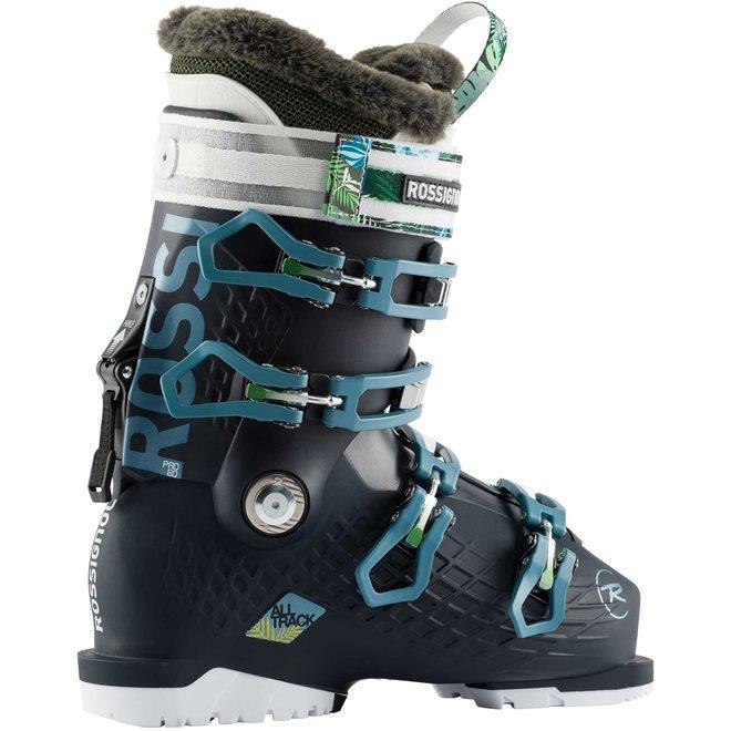 Rossignol Alltrack Pro 80 W Skischoen Donkerblauw 100MM