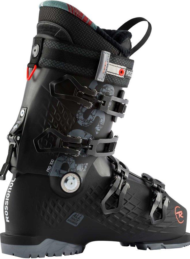 Rossignol Alltrack Pro 100 Skischoen Zwart 100MM