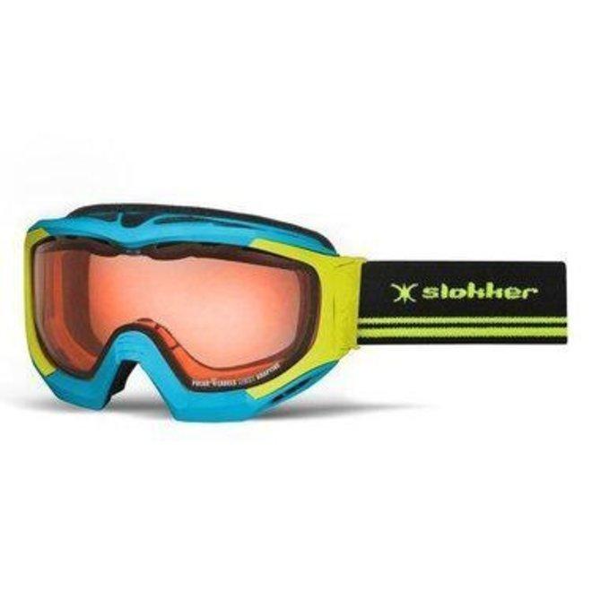 Slokker Ski Goggle RS 50991 Blauw