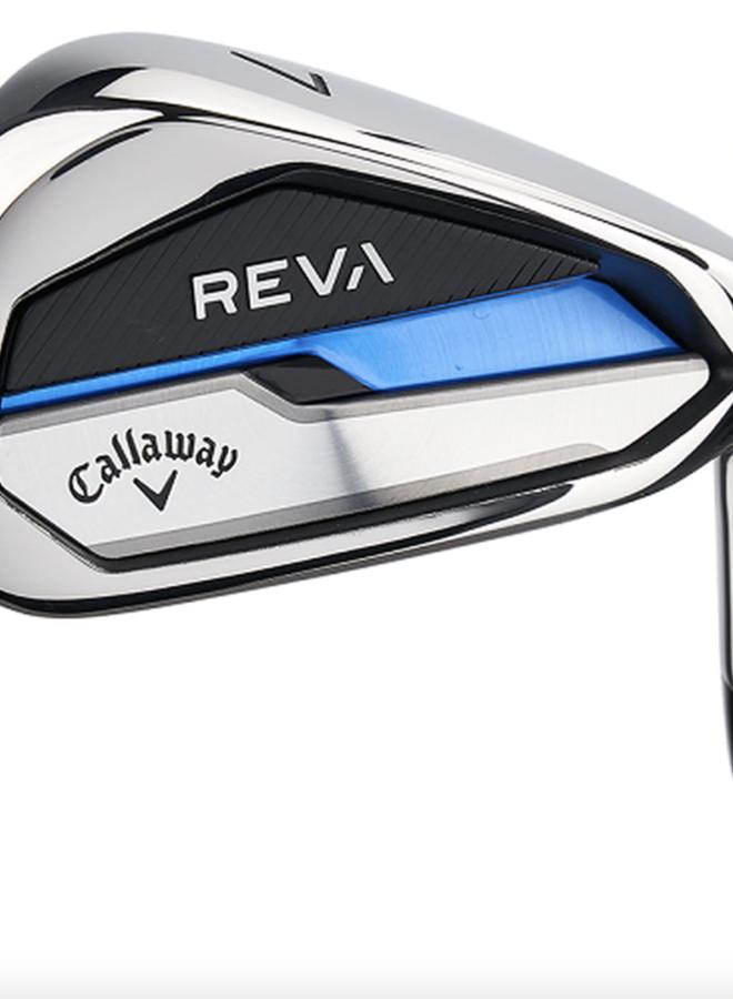 Callaway Reva Complete Golf Box 8PC Zwart/Grijs