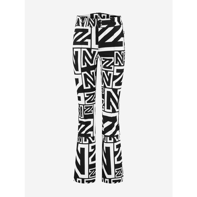 Nikkie Logo Mix Ski Pants Zwart
