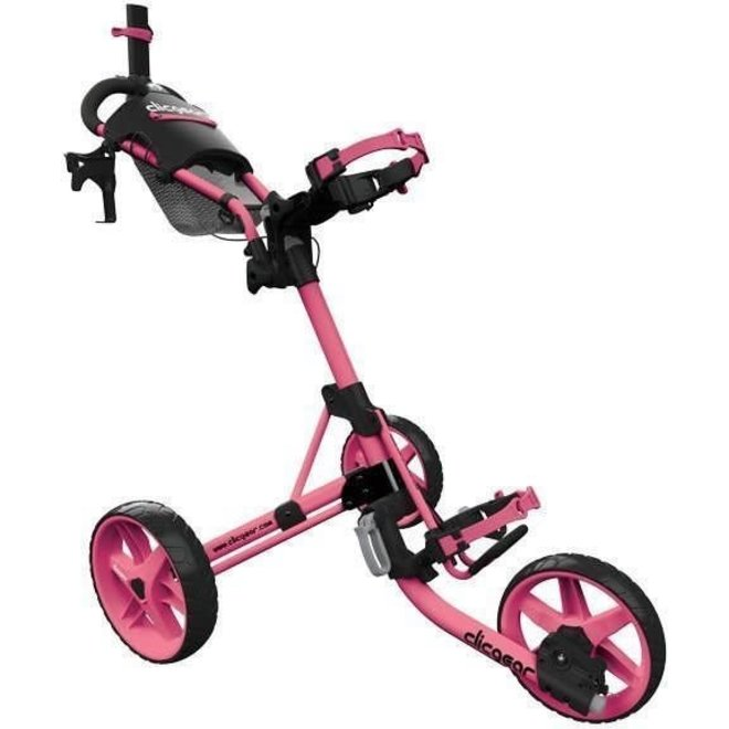 Clicgear 4.0 Golftrolley Soft Pink