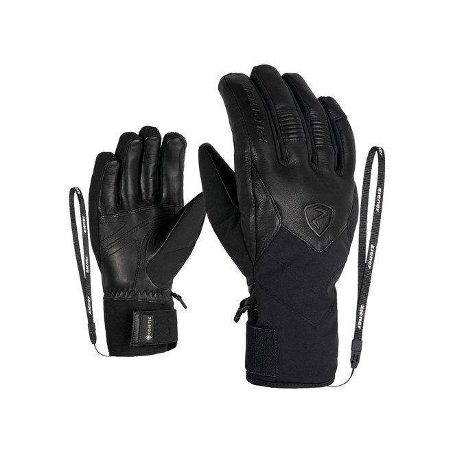 Ziener Kabira GTX PR Dames Ski Handschoen Zwart