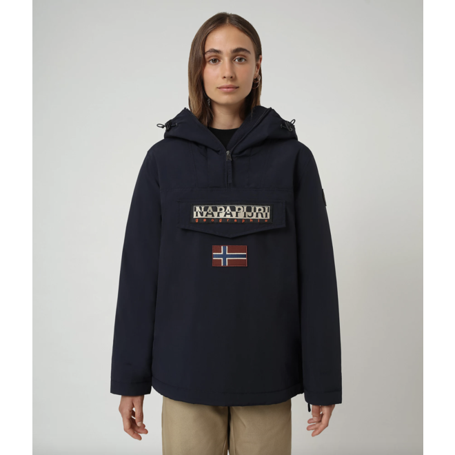 Napapijri Rainforest Women Winter 4 Navy