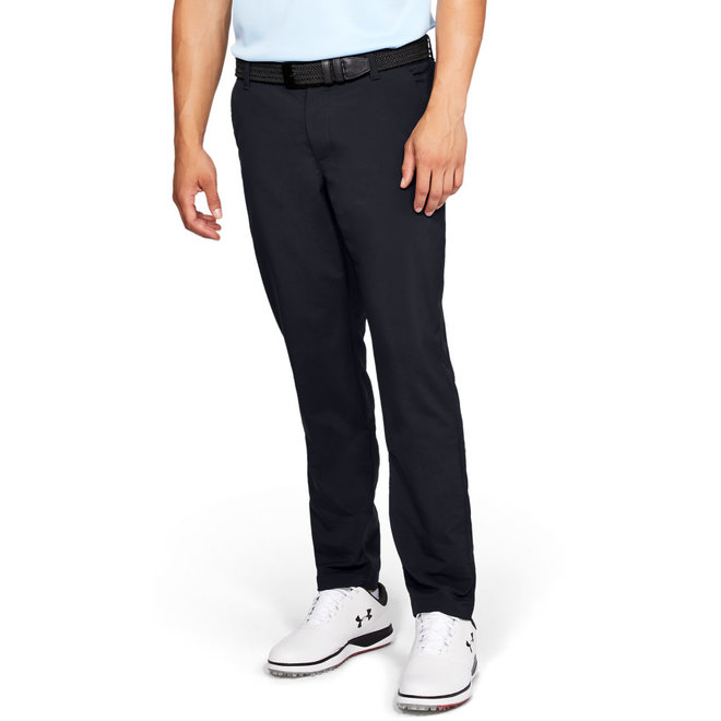 Under armour Slim Taper Golf Pant Black