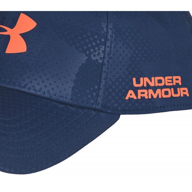 Under Armour Men Classic 2.0 Techno Pet Blauw Oranje