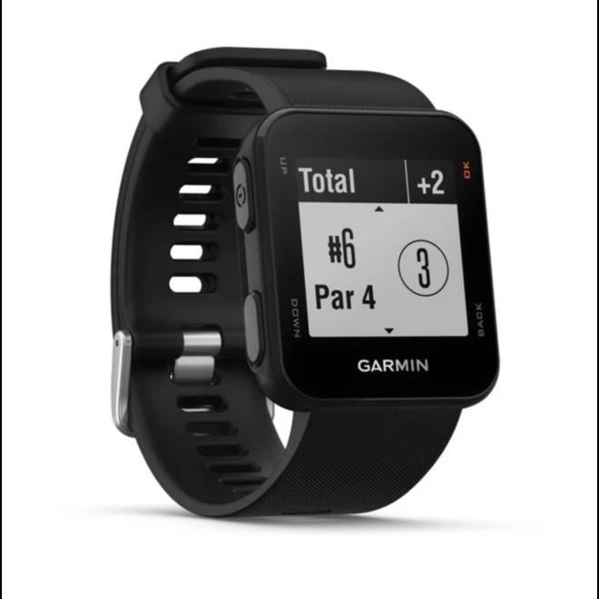 Garmin Golfhorloge Approach S10 Zwart