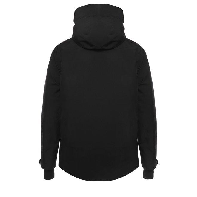 Airforce Sport Alta Heren Ski Jacket True Black