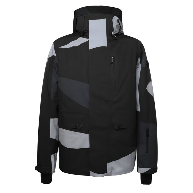 Airforce Sport Alta Heren Ski Jacket Camo