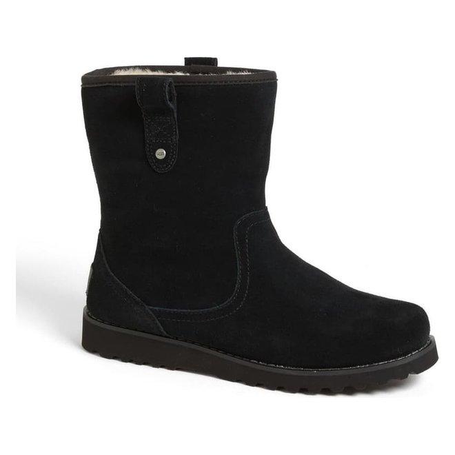 Ugg k Redwood Meisjes Schoenen Winter Zwart