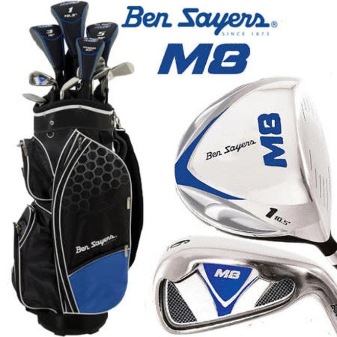 Ben sayers Heren Set Cartbag M8