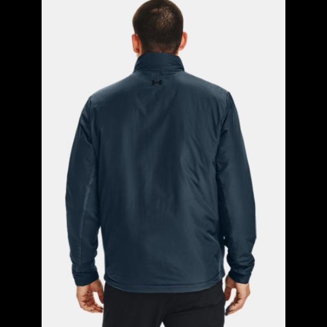 Under Armour Cg Reactor Elements Hybrid Jacket Blue / Black