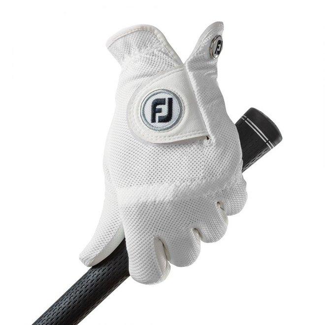 Footjoy Stacooler Dames Golfhandschoen Wit