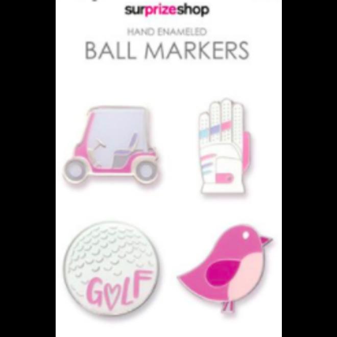 Ball Marker Set Diva Golf