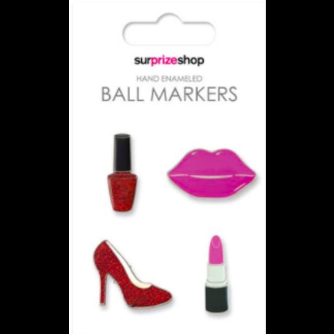 Ball Marker Set Make-Up