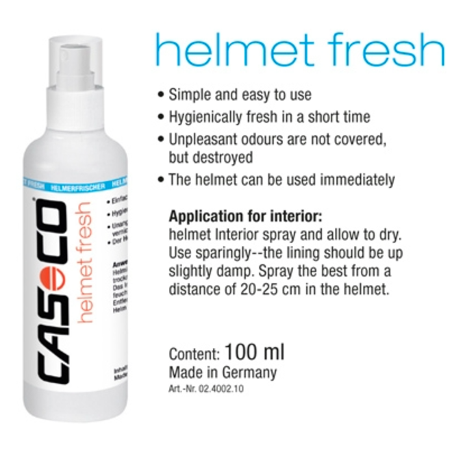 Casco Helmet Cleaner