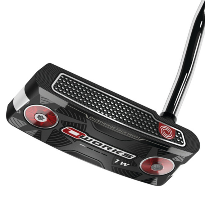 Odyssey Q-works 1 W + Superstroke 2.0 Mid Slim