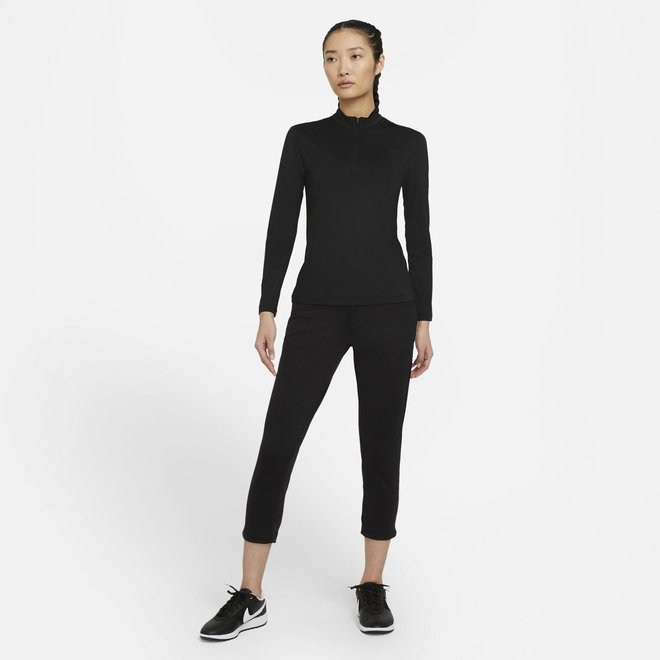 Dames Victory Long sleeve Pully Zwart